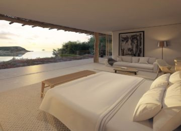 Zimmer mit Meerblick©Six Senses Ibiza