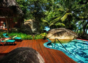 spa-pool©Hilton Seychelles Labriz Resort & Spa
