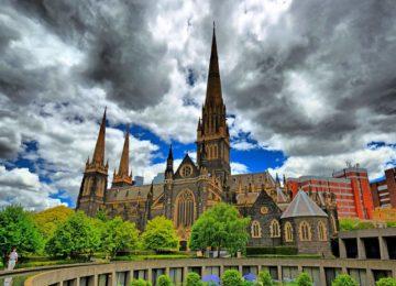 st.Patricks kathedrale©Dublin