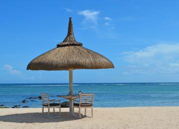 Strand Mauritius ©Shanti Maurice