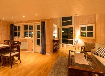 Svinøya Rorbuer Lofoten Suite
