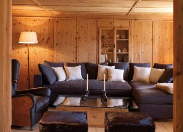 Tearoom White Deer San Lorenzo Mountain Lodge