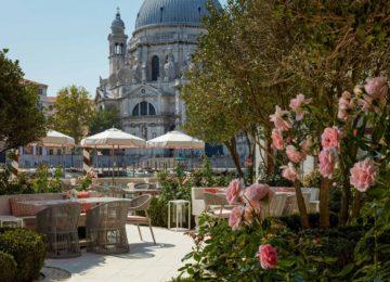 St Regis Venedig Luxushotel beste Lage the-italianate-garden