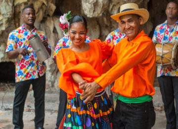 Vicini Presents Merengue From Identity And Magic