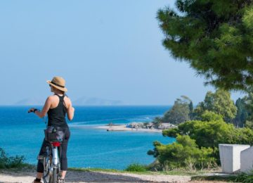 Aktiver Ausflug Corfu, Griechenland