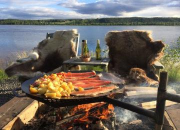 Picknick Treehotel Schweden Lappland